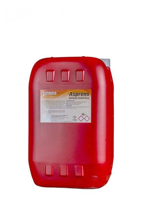 30 KG Asprens Çok Amaçlı Temizlik Sıvısı