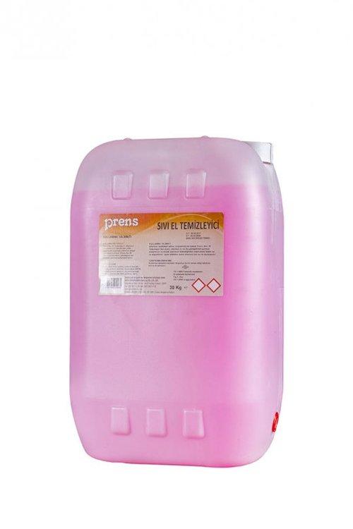 30 KG El Yıkama Sıvısı Pembe