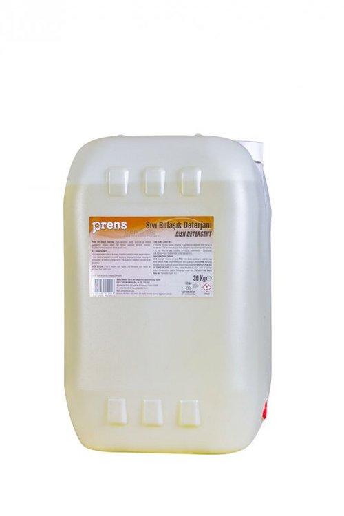 30 KG Sıvı Bulaşık Deterjanı Sarı