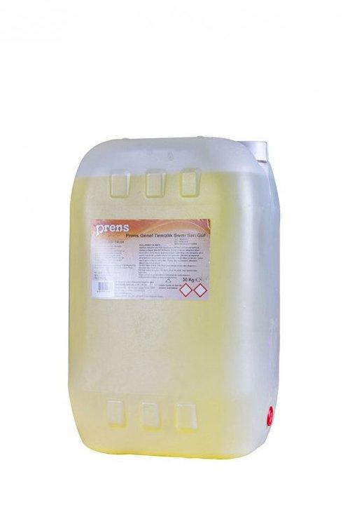 30 KG Genel Temizlik Sıvısı Sarı Gül