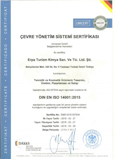 ISO 14001 TR