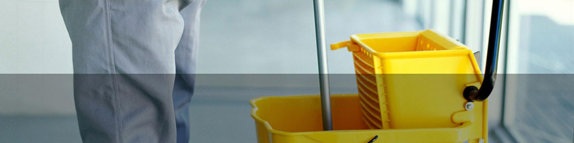 Endüstriyel Genel Temizlik & Zemin Temizliği Grubu